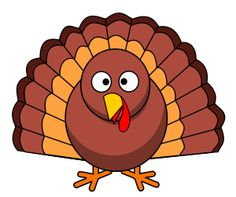 cartoon turkey in pilgrim hat thanksgiving clipart holidays rh pinterest com turkey images clip art turkey pictures clip art free
