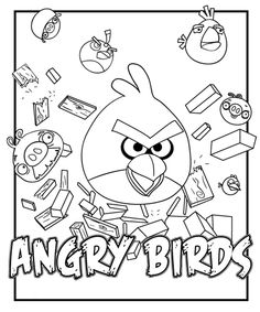 Angry Birds , the most popular games of the year. Get Angry birds merchandise for yourself or for your lovely person.