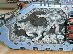 space wolf Land Raider Redeemer - Google Search