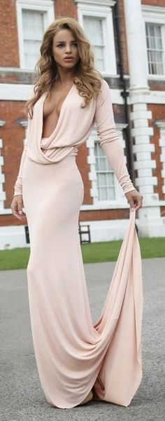 Gorgeous Gown Party Style by Nada Adellè