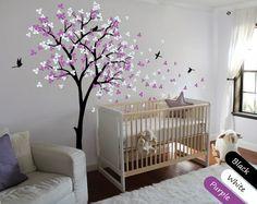Wall Decal Modern Baby Kinderzimmer Wand Decals Baby von StudioQuee