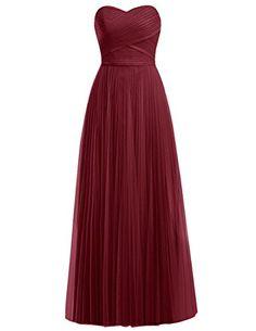 Dresstells® Long Chiffon Sweetheart Prom Dress with Ruffles Bridesmaid Dress Dresstells http://www.amazon.co.uk/dp/B019FEW04K/ref=cm_sw_r_pi_dp_S6jFwb1PY4T00