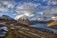 Klaksvík, Faroe Islands by Jóan Petur Olsen