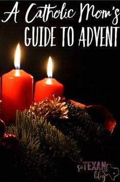 A Catholic Mom's Guide to Advent Living Liturgically