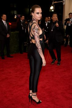 Cara Delevingne Photos: 'China: Through The Looking Glass' Costume Institute Benefit Gala - Arrivals