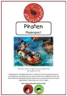 Plusproject piraten kleuters
