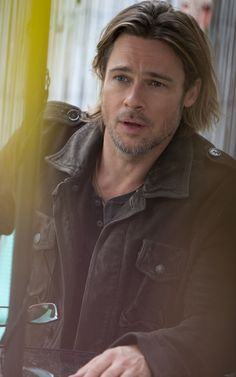 Brad Pitt Is so good looking