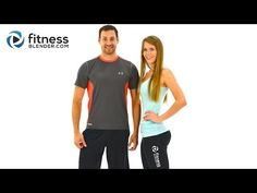 Day 5 - HIIT Cardio + Butt & Thigh Workout: 5 Day Workout Challenge to Burn Fat & Build Lean Muscle