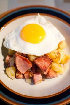 A delicious Finnish breakfast idea.