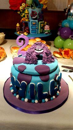 Questo è un piccolo catalogo con qualche immagine del repertorio proposto fino ad oggi per feste di compleanno e per bambini, dalla nostra cake design. In particolare torte con personaggi Disney, Pixar, Warner Bros,Dreamworks, Laika che fanno colore e perchè no, possono ispirarvi! spero vi piacciano! :)  Qui per voi qualche mostro direttamente da Monsters & Co. University!