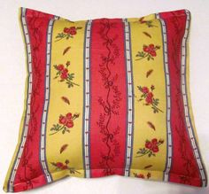 French Country Cottage Pillow TsEclecticTreasures on Etsy, $42.99