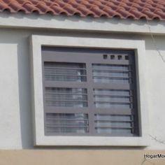 Proteciones de ventana moderna