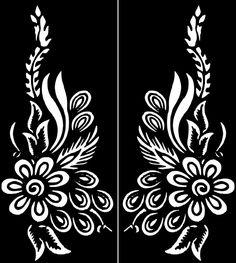 51 Best Henna Images Henna Shoulder Tattoos Henna Stencils Henna