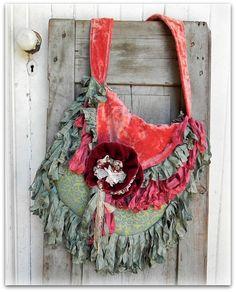 Etsy Transaction -          Prairie Couture Carpet Bag - Vagabond Gypsy Style
