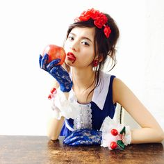 Saito Asuka, Flower Girl Dresses, My Favorite Things, Lady, Girls, Scandal, Idol, Asian, Dressing Up