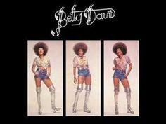 Betty Davis - Game Is My Middle Name    Get Album