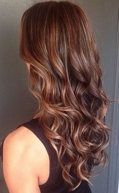 brunette hair color rich and dark