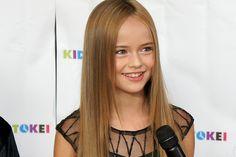天使か妖精か…ロシアから来た「世界で一番美しい」9歳女の子とは?