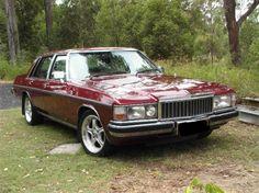 1980 Holden Statesman De Ville Australian Muscle Cars, Aussie Muscle Cars, Holden Australia, Big Girl Toys, Chevrolet Ss, Pontiac Gto, Retro Cars, General Motors, Old Cars