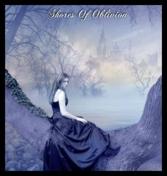 Shores Of Oblivion by: Ashlie Dawn Nelson @ http://devildoll.deviantart.com/gallery/ (© Sean & Ashlie Dawn Nelson - All rights reserved.) https://www.facebook.com/AshenSorrowDesign