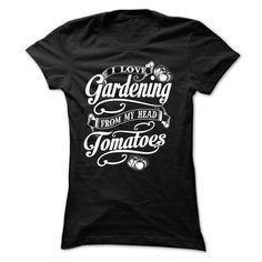 Best Gardening Shirt - #gift wrapping #gift bags. ORDER HERE  => https://www.sunfrog.com/Automotive/Best-Gardening-Shirt-Ladies.html?id=60505