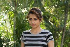 Trisha #Garjanai Movie - Exclusive Stills