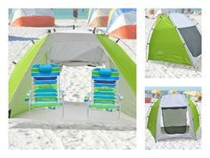 Get ready for the beach by comparing Portable Sun Shelter, Travel Beach Umbrellas