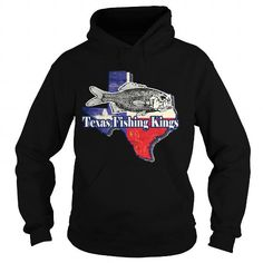 I Love texas fishing kings T shirt