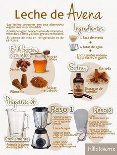 Beneficios de la avena #comerbien #vidasana #alimentos #salud #avena