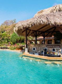 Hilton Papagayo Costa Rica Resort  Spa - Guanacaste | I've sat in one of those exact seats