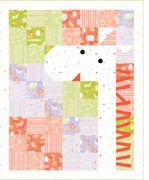 Love this baby quilt! Free PDF Pattern.
