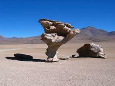 #PotentialistCanada - Trip Purpose 1: Improve my photography skills - Dali-esque landscape in Bolivia