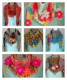 Colourful Crochet and Crafting