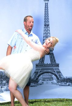 Eiffel Tower Paris Photo Backdrop For Wedding Or Bridal Shower *** 20% OFF COUPON *** http://www.fabbackdrops.com/photography-backdrop-coupons/