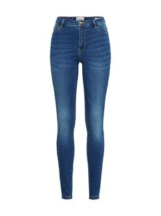 923b5b6f77a5 AboutYou SALE   ONLY Damen onlDENIM Power BJ10345 High Waist Jeans blau    05713723251929