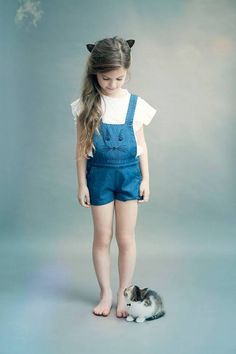 The kids team are preparing to leave for Pitti. Looking forward to seeing this gem, by Emilie et Ida