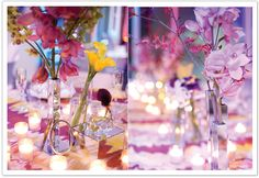 Table setting for Art Deco Boho inspired wedding by Alchemy Fine Events http://alchemyfineevents.com/colorization/page/2/