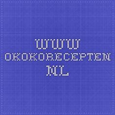 www.okokorecepten.nl