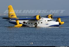 Grumman Seaplanes | Photos: Grumman HU-16B Albatross Aircraft Pictures | Airliners.net Albatross Plane, Grumman Aircraft, Amphibious Aircraft, Sea Plane, Float Plane, Airplane Flying, Flying Boat, Living On A Boat, Amphibians