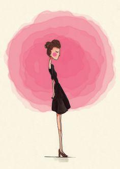 shyness  (illustration: Letícia Naves)