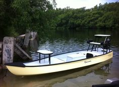 Fly Life Magazine   |  Moday Gear Review: Gheenoe Low Tide 25 is a low cost skiff with a good attitude
