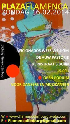 Stichting Flamenco Limburg - Plaza Flamenca 3