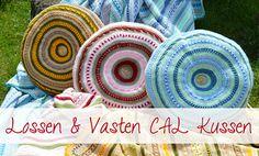 Home | CreaMijn Crochet Pillow, Beach Mat, Crochet Patterns, Outdoor Blanket, Pillows, Crochet Pattern, Cushions, Crochet Tutorials, Pillow Forms