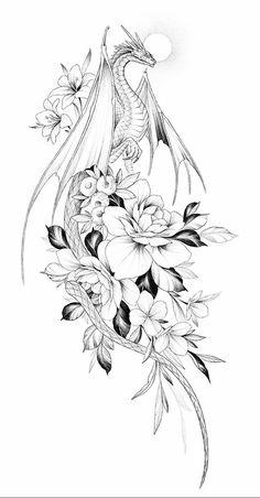 Pretty Tattoos, Cute Tattoos, Beautiful Tattoos, Leg Tattoos, Body Art Tattoos, Sleeve Tattoos, Tattos, Tattoo Design Drawings, Tattoo Sleeve Designs
