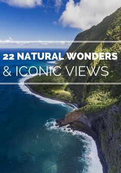 Just a fraction of the world's most inspiring landscapes.