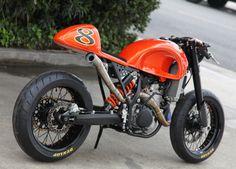 KTM 525 EXC - Roland Sands Design(2)