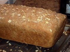 Whole Wheat Honey Flax Bread by EpicureanBliss
