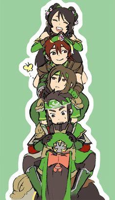 Guan family