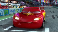 "Lightning Mcqueen on Instagram: ""#cars2 #lightningmcqueen #mcqueen #pixar #cars"" Disney Cars Party, Disney Pixar Cars, Disney Art, Car Party, Disney Nursery, Jungle Party, Thomas The Train, Lightning Mcqueen, Baby Girl Names"