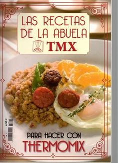 """Find magazines, catalogs and publications about """"recetas de la abuela"""", and discover more great content on issuu. Delicious Deserts, Yummy Food, Kitchen Recipes, Cooking Recipes, Cookbook Pdf, Spanish Food, Spanish Recipes, Light Recipes, Tapas"""